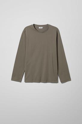 Weekday Chem Long Sleeve - Grey