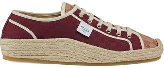 Gucci mini GG espadrille sneakers