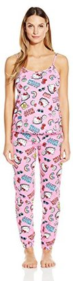 Hello Kitty Women's Festival Pajama Set $31.23 thestylecure.com