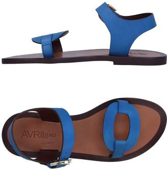 Avril Gau Sandals - Item 11332201AR