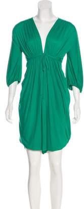 Mason Jersey Knee-Length Dress