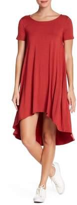 philosophy Hi-Lo Trapeze Dress