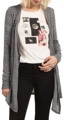Women's Volcom Go Go Wrap Cardigan $35 thestylecure.com