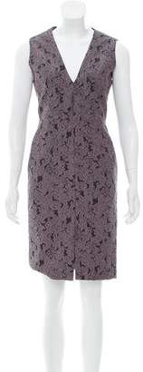 Alice + Olivia Jacquard Cocktail Dress w/ Tags