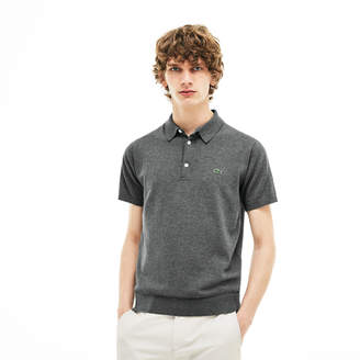 Lacoste Unisex 85th Anniversary Limited Edition Flecked Polo