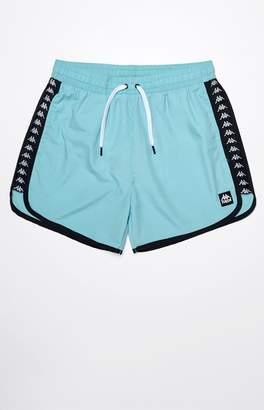 Kappa Authentic Agius Nylon Active Shorts