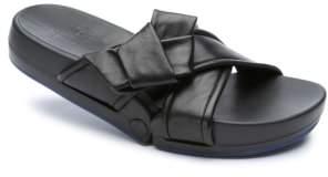 FIGS BY FIGUEROA Figomatic Bow Slide Sandal