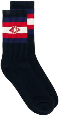 Gucci Game patch socks