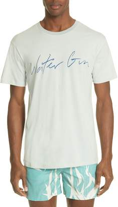 DOUBLE RAINBOUU Water Gun Graphic T-Shirt