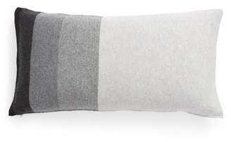 Nordstrom Signature Ombre Stripe Cashmere Accent Pillow