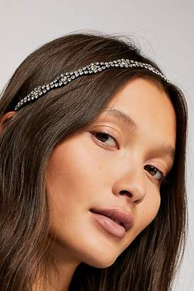 Kristin Perry Crystal Headpiece