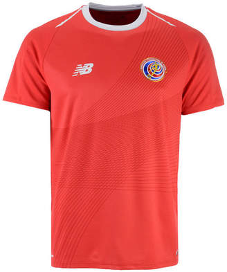New Balance Men's Costa Rica National Team Home Stadium Jersey