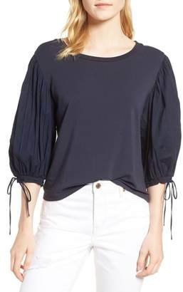 Habitual Emma Balloon Sleeve Blouse
