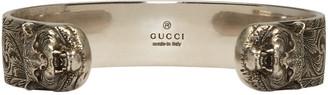 Gucci Silver Tiger Cuff $500 thestylecure.com