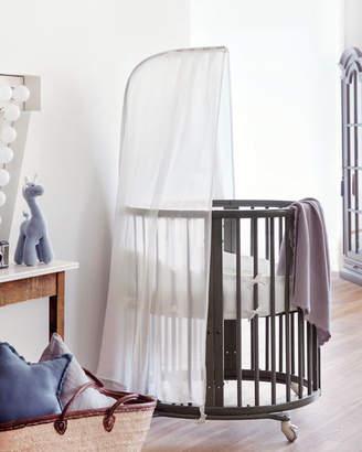 Stokke Sleepi Mini Baby Crib Bundle, Haze Gray