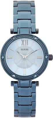 GUESS W0767L4 Blue Watch