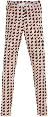 Mayoral Cat-Print Leggings, Size 8-16