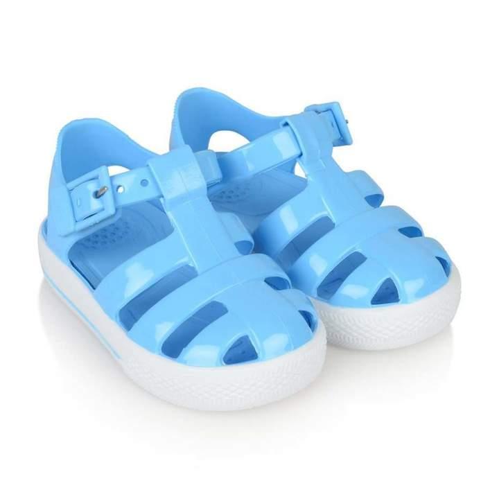IgorTurquoise Tenis Jelly Sandals