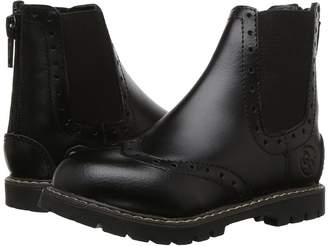 Old West English Kids Boots Bloom Cowboy Boots