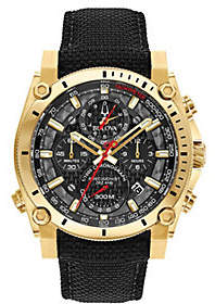 Bulova Men's Precisionist Nylon Strap Watch