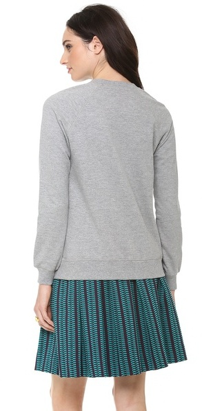 Matthew Williamson Embroidered Sweatshirt