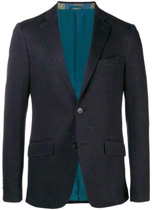 Etro paisley patterned blazer