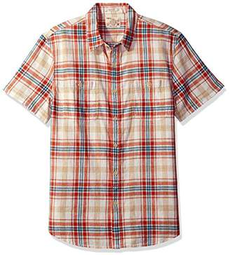 Lucky Brand Men's Woven Mason Workwear Shirt in