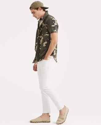 Ralph Lauren Classic Fit Camo Oxford Shirt