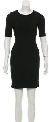 Joseph Short Sleeve Mini Dress
