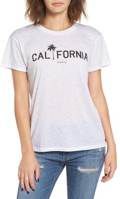 Billabong 'Cali Palms' Graphic Tee $24.95 thestylecure.com