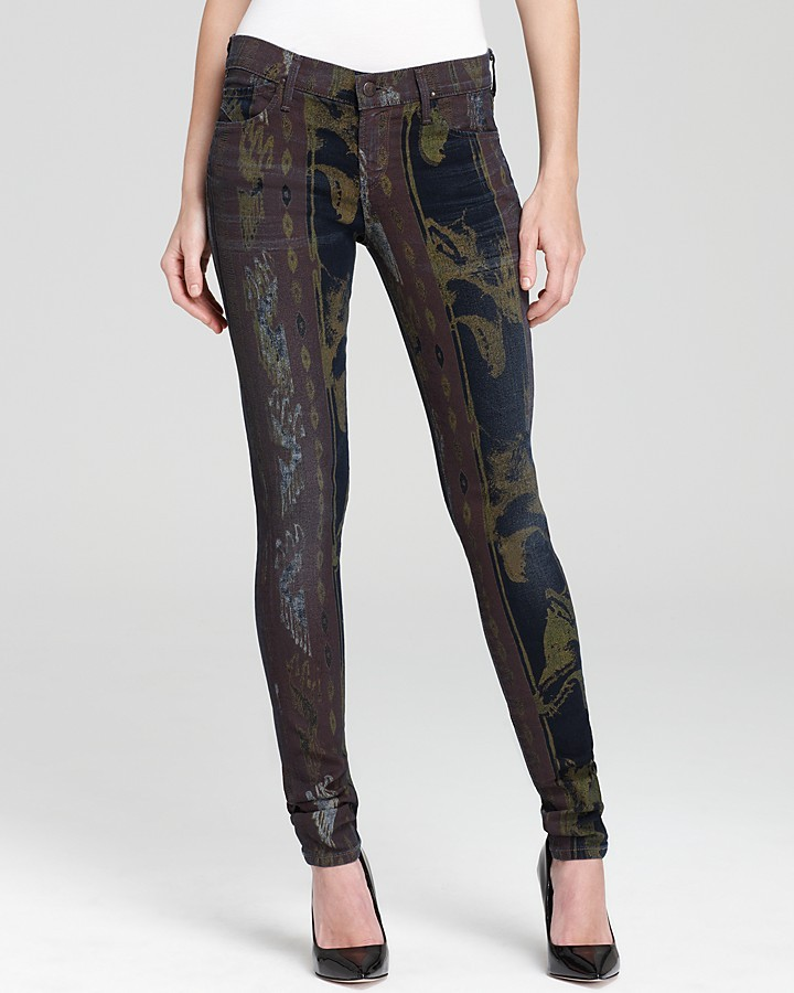 Citizens of Humanity Jeans - Avedon Skinny in Beowulf