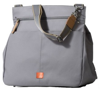 Infant Pacapod 'Oban' Diaper Bag - Grey $155 thestylecure.com