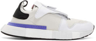 adidas White Futurespacer Sneakers