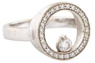 Movado 18K Diamond Cocktail Ring white 18K Diamond Cocktail Ring