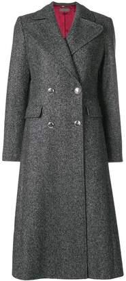 Alberta Ferretti double breasted coat