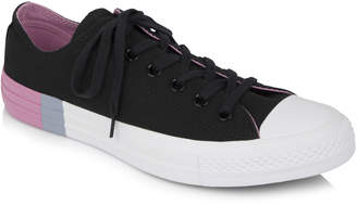 95b10b3abcce Converse All Star Ox Black - ShopStyle UK