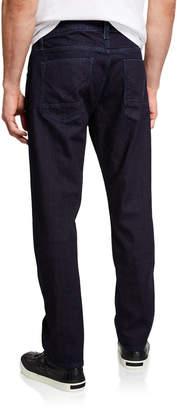 Hudson Byron Classic Straight-Leg Jeans
