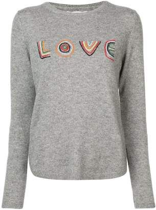 Parker Chinti & love knitted sweater