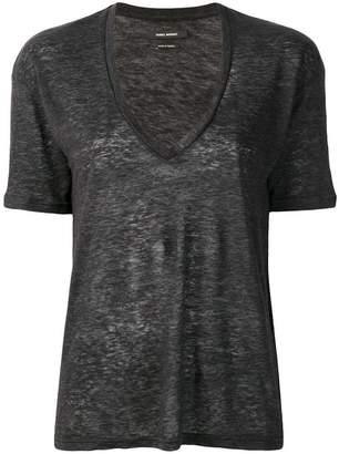 Isabel Marant V-neck T-shirt
