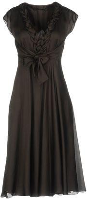 BOSS BLACK Knee-length dresses $550 thestylecure.com