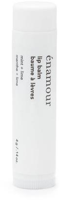 ENAMOUR Mint + Lime Children & Adult Lip Balm $9.60 thestylecure.com