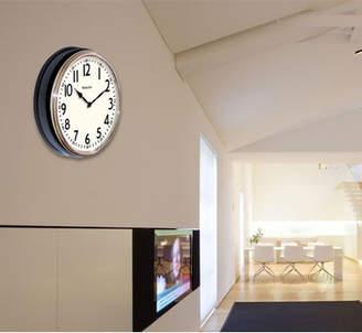 Mercury Row Korth 12 Retro Round Wall Clock