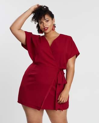 9f8f36996ca Kimono Wrap Dress - ShopStyle Australia