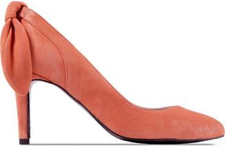 Carven Mandarine Escarpin Talon Noeud Heels