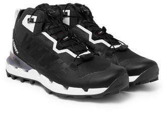 2ae2a3f7367a White Mountaineering Adidas Consortium adidas Consortium Terrex Fast  GORE-TEX and Mesh Sneakers - Men
