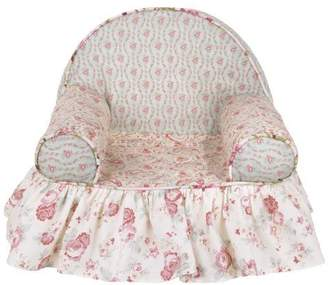 Cotton Tale Designs Baby's 1st Chair, Tea Party by