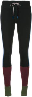 The Upside tie waist leggings