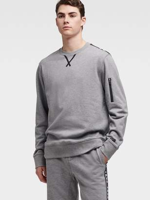 DKNY French Terry Pullover