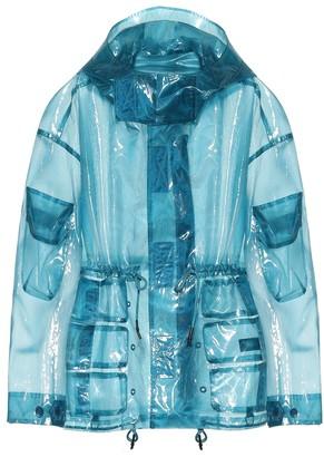 Undercover Transparent jacket