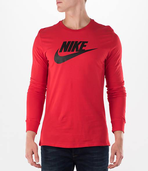 Nike Men's Futura Long-Sleeve Shirt
